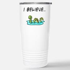 Cute Loch ness monster Travel Mug