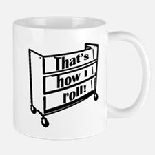 Unique Librarian Mug