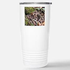 Timber! Stainless Steel Travel Mug