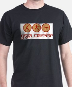 Unique Warrior yoga T-Shirt