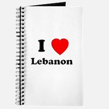 I heart Lebanon Journal