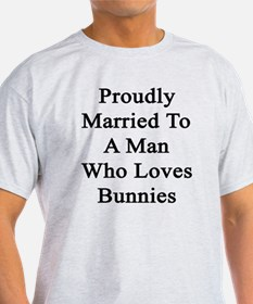 Bunny owner T-Shirt