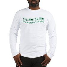 Funny Chicks Long Sleeve T-Shirt