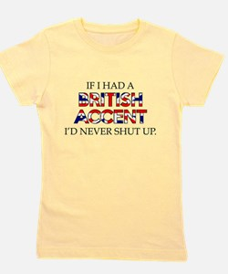 Unique United kingdom london Girl's Tee