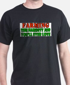 Unique Farm boy T-Shirt