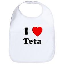 I heart Teta Bib