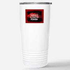 DENALI MOUNTAIN ALASKA Stainless Steel Travel Mug