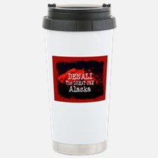DENALI MOUNTAIN ALASKA Travel Mug