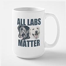 All Labs Matter Mug