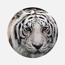 tiger1.jpg Round Ornament