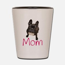Unique French bull dogs Shot Glass