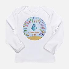 Cute School Long Sleeve Infant T-Shirt