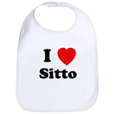 I heart Sitto Bib