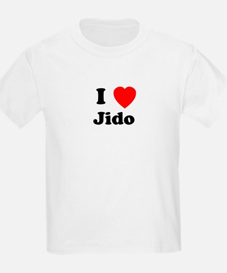 I heart Jido T-Shirt