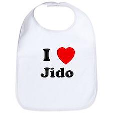 I heart Jido Bib