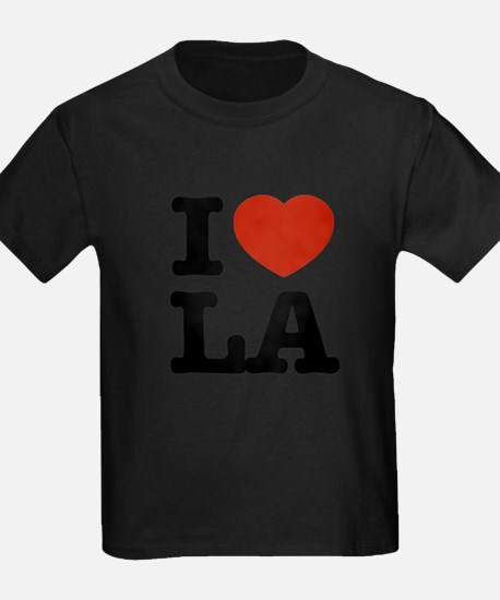 Cute Los angeles T
