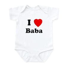 I heart Baba Onesie