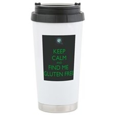 Unique Celiac disease Travel Mug