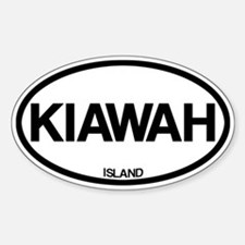 Kiawah Island Decal