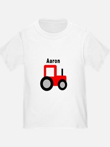 Aaron - Red Tractor T