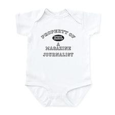 Property of a Magazine Journalist Infant Bodysuit
