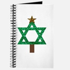 christmukkah christmas tree Journal