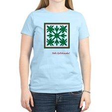 Cute Hawaii christmas T-Shirt