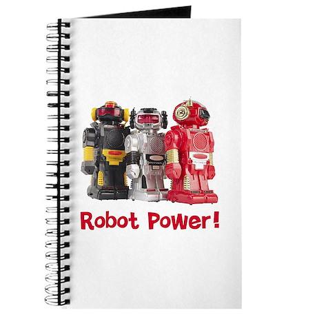 Robot Power! Journal