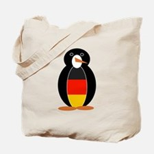 Penguin of Germany Tote Bag