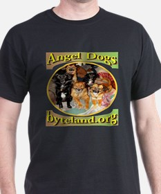 Angel Dogs of Byteland T-Shirt