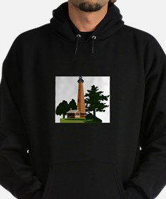 Currituck Beach Lighthouse Hoodie