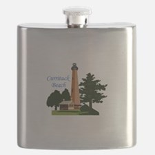 Currituck Beach Flask