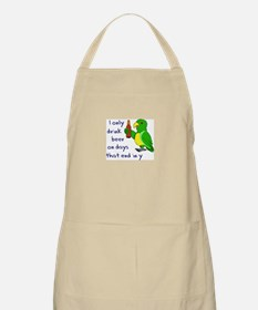 Only Drink Beer Apron