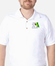 Only Drink Beer Golf Shirt