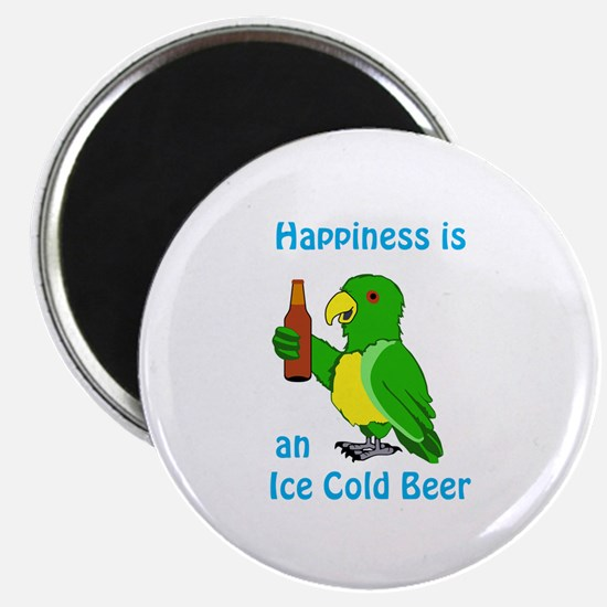 Ice Cold Beer Magnets