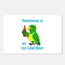 Ice Cold Beer Postcards (Package of 8)