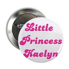 Little Princess Kaelyn Button