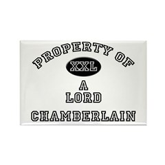 Property of a Lord Chamberlain Rectangle Magnet