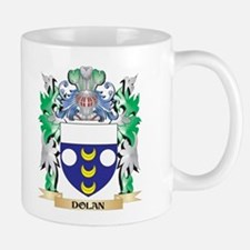 Dolan Coat of Arms (Family Crest) Mugs