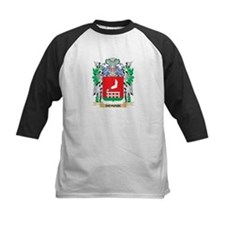Dominik Coat of Arms (Family Crest Baseball Jersey