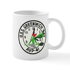 USS GREENWICH BAY Mug