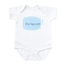 Shinny Happy People Infant Bodysuit