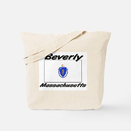 Beverly Massachusetts Tote Bag
