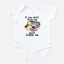 Train me Infant Bodysuit
