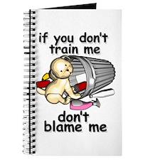 Train me Journal