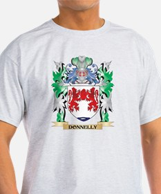 Donnelly Coat of Arms (Family Crest) T-Shirt
