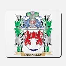 Donnelly Coat of Arms (Family Crest) Mousepad