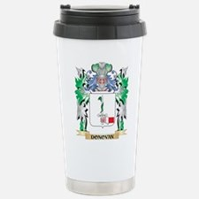 Donovan Coat of Arms (F Stainless Steel Travel Mug