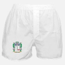 Donovan Coat of Arms (Family Crest) Boxer Shorts