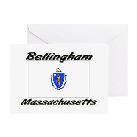 Bellingham Massachusetts Greeting Cards (Pk of 10)